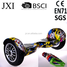 top quality bluetooth 2 wheel adult self balancing electric scooter, smart drifting scooter easy carry with LED, Bluetooth