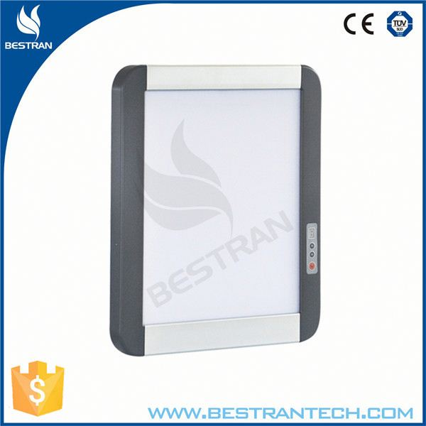 China BT-VLED1T hospital high brightness X-ray film illuminator, Dental x-ray Led Negatoscope Film Viewer
