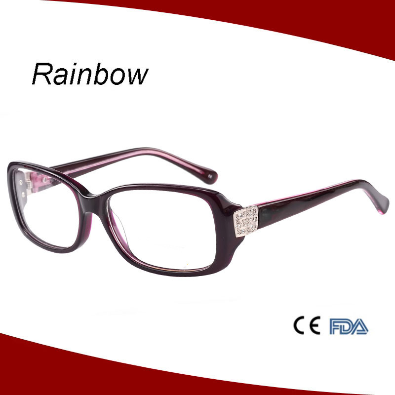 Glasses Frames On Trend : 2016 New Trend Acetate Glasses Frames For Women With Big ...