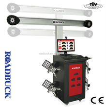 "Manual lifting function 3d wheel alignment machine G781, 17.5cm target, 5 MPcamera, 12"" -13"" clamps"