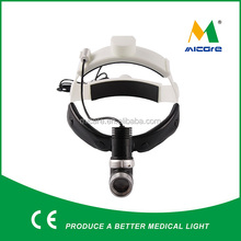 medical JD2000I ears nose throat examination surgical headlights with ENT magnifiers glasses loupes