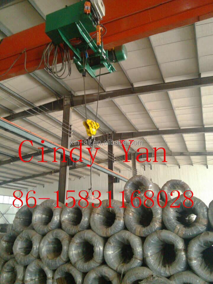 hot dipped galvanized oval wire 2.7mm