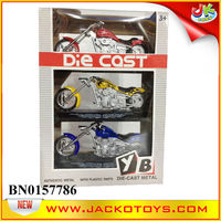 Cool Alloy Diecast Motorcycle Model 3PCS