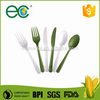 Cheap camping cutlery set for party