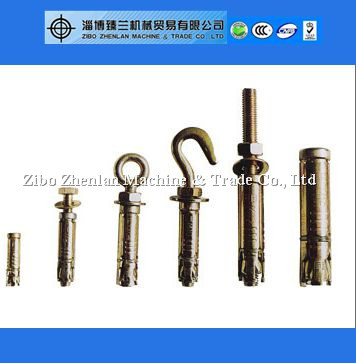 m10 anchor bolt/din933/automobile/transformer bolt