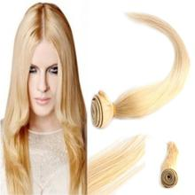 natural straight honey blonde malaysian hair weave