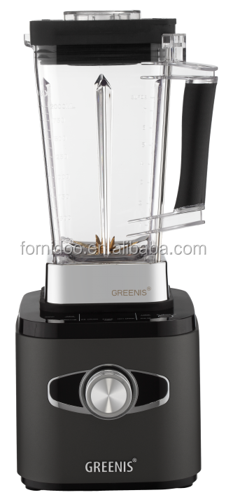 Greenis series motor powerBlender with healthy wealth with bpa free jar