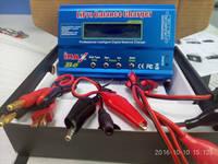 80W iMAX B6 LCD RC Lipo/NiMh/Li-ion Battery Balance Charger + AC adapter