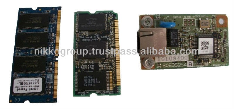 RICOH AFICIO 2035 2045 COPIER PRINTER / SCANNER KIT CARD