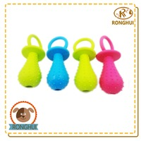 ecofriendly new odm natural rubber pet toy