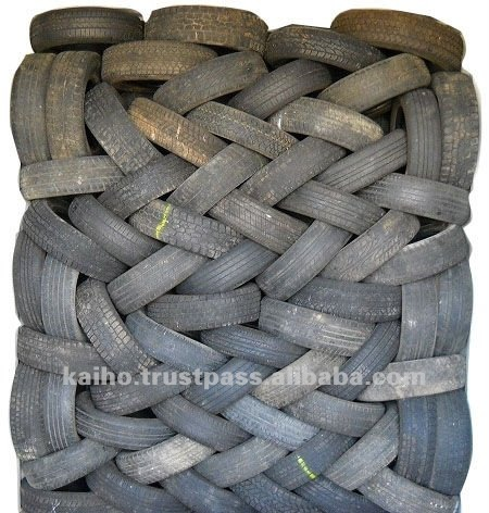 20ft & 40ft USED TRUCK TIRE CONTAINER