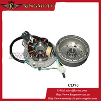 Factory motorcycle CD70 magneto with OEM quality