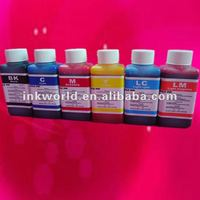 tinta tints for hp 5500 printer ,bulk dye ink for hp printer with high quality