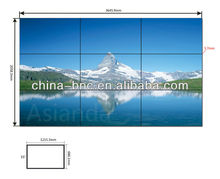55 inch Samsung 3.5mm narrow bezel LCD video wall TV