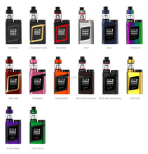 High quality cute size 85W watts SMOK AL85 Kit 1W-85W vw Alien Baby Kit more than 10 colors available
