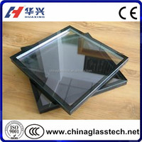 CE/CCC/ISO flat and curved factory supply insulated glass panels