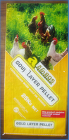10kg--50kg plastic PP woven laminated chicken feed bags