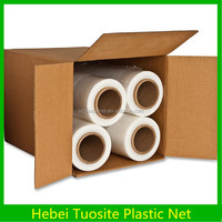 23mic pallet shrink wrap plastic packaging film,hand pallet shrink wrap lldpe stretch film