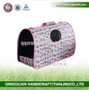 QQ Pet Factory Wholesale Small Animal Transport Cage & Small Dog Carrying Bags & Dog Overnight Bag
