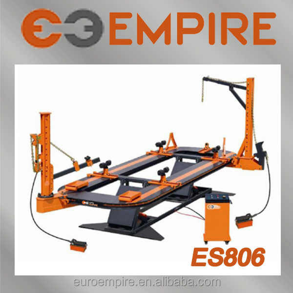 Auto repair system with CE approved auto body frame straightener/car maintenance equipment/auto body frame machine