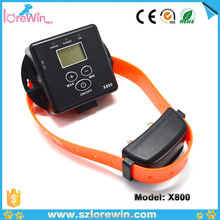 Multi-dog training Remote control waterproof Hunting Dog Shock Collars with Wireless Electric Dog Fencing System X-800