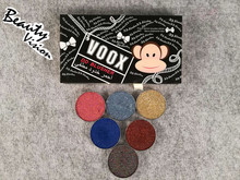make up cosmetics glitter eyeshadow palette beauty cosmetics private label eyeshadow oem