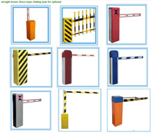 Auto car parking system Boom Barrier remote control barrier road barrier gate for factory ,parking lot ,hotel,hospital