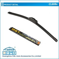 12''-26'' Bosch type silicone motorcycle windshield wiper