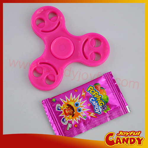 Plastic Fingertip Spinner Candy Packet