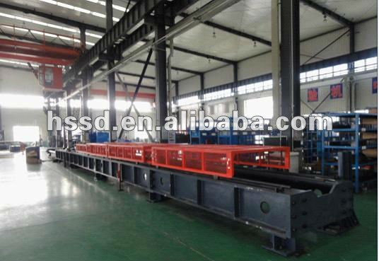WAL Computer Control Electro-Hydraulic Servo Horizontal Tensile Testing Machine Testing Bench,tensile testing machine