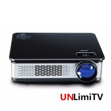 [Hot selling] LED HD USB 720P Children projector compare with Full HD 3D DLP home theater projector