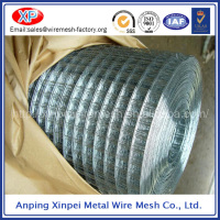 China manufacturer welded wire mesh/stainless steel welded wire mesh/manufacturer anping factory