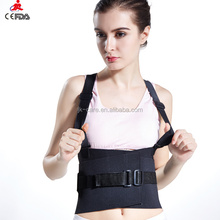 new products High quality back support girdle back support brace with steel