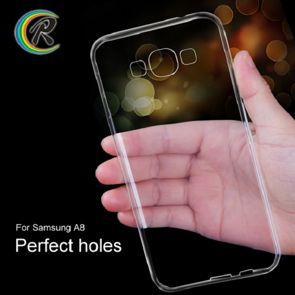Best Price phone accessories case for A8 touch screen protector flip tpu case