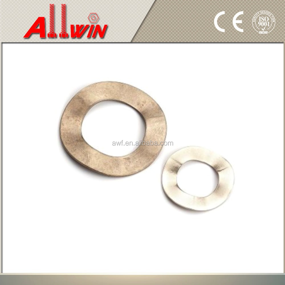 Imperial Lock Washers in Beryllium Copper or Austenitic Stainless Steel