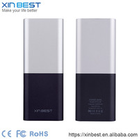 Xinbest New Cheap OEM 10000mah power bank ,mobile power supply,portable battery charger