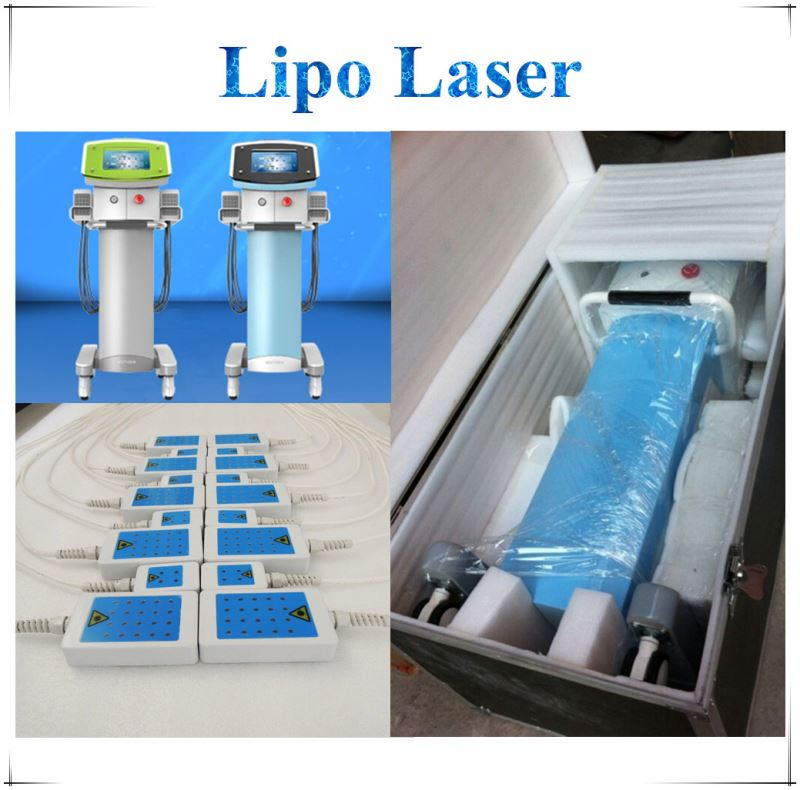 Top quality lipo laser with user manual with low price