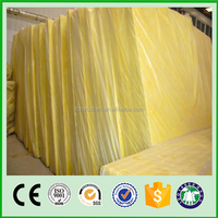 Wonderful thermal resistance insulation glass wool for fireplaces