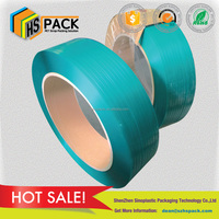 high break tensile polyester strap for zinc pig baling