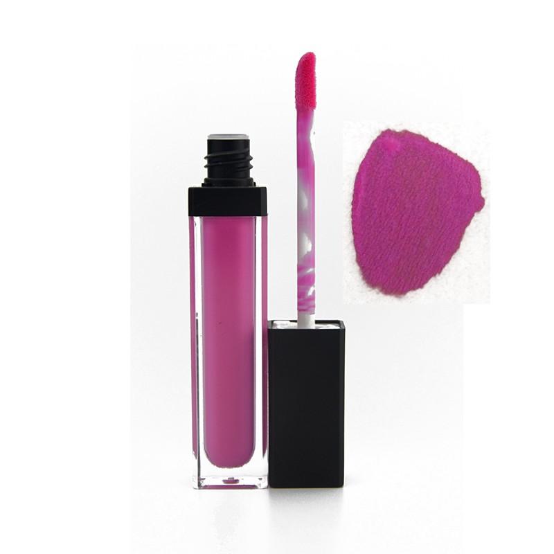 how to make glitter lipstick matte