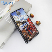 personalized custom 2D sublimation printing PC phone case for samsung Note 3