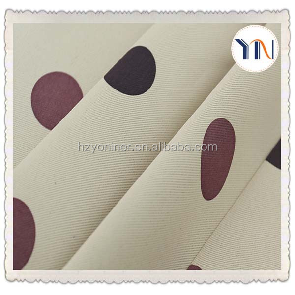 interior decoration fabric curtain market ready made curtain near Shaoxing