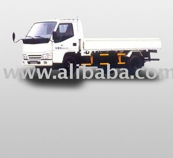 3 Ton CNG Cargo Truck