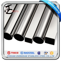 Wholesale Factory Price Welded Grade 201 304 316 430 Stainless Steel Pipe To Iran