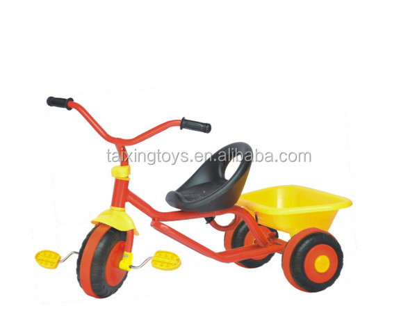 Kids Plastic Tricycle Ride on Car