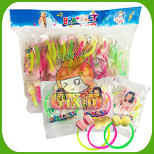 Girl toy Bracelet with candy