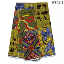 wholesale african wax print fabric visco super wax super dutch hollandaise wax fabric WP0242