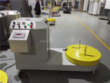 Hotel Airport luggage Stretch Wrapping Machine Baggage Stretch Wrapping Machine