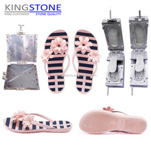 2 Color PVC Slipper Shoes Sole Making Mold