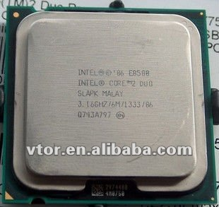 E8500 Intel Core 2 Duo Processor HOT SALE!!!